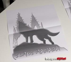 Logotipo de Somos Manada