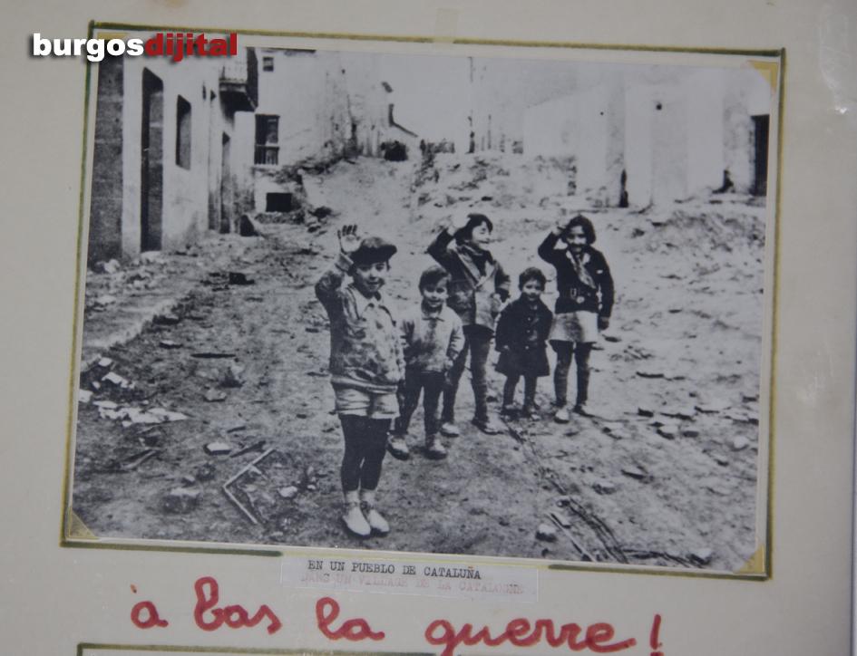 La estación de Borredon hoy es un museo dedicado a la Memoria española republicana