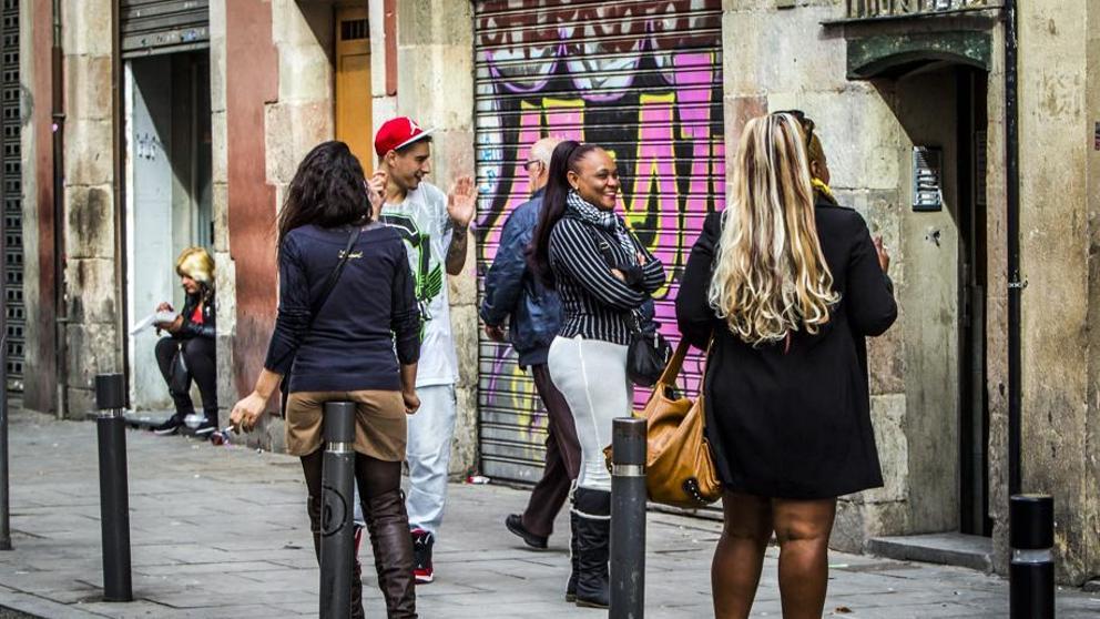 prostitutas rusas en barcelona muniain fotos prostitutas
