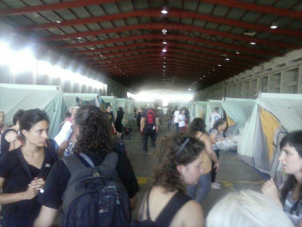 Campo de refugiadas