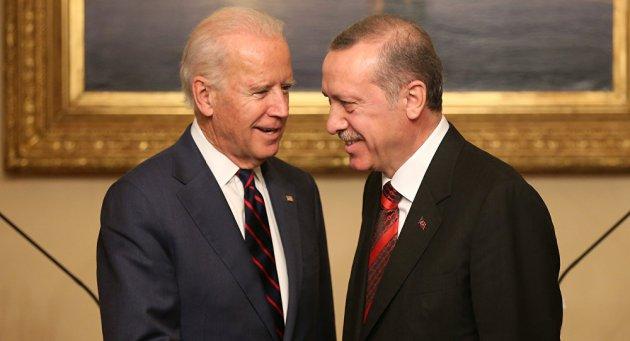 Biden y Erdogan