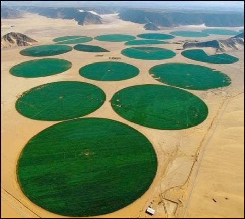 Gran Río artificial de Libia