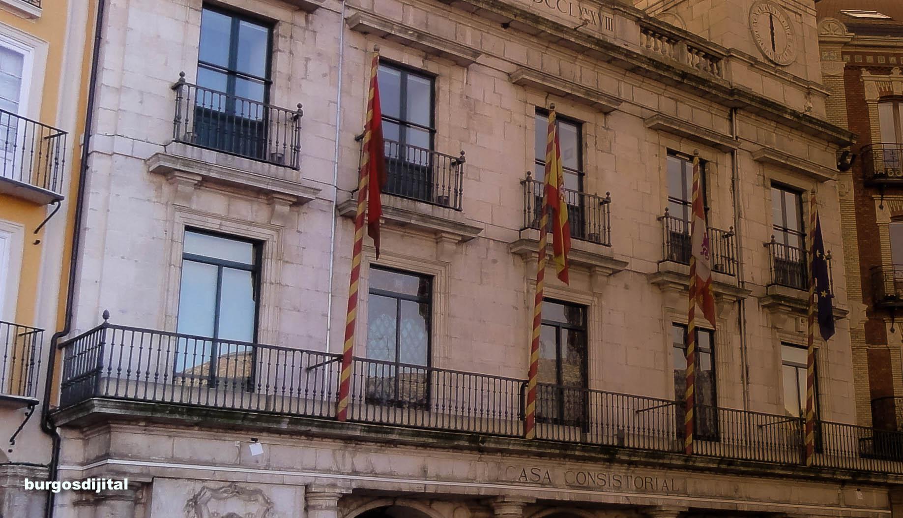Foto de archivo Ayuntamiento de Burgos