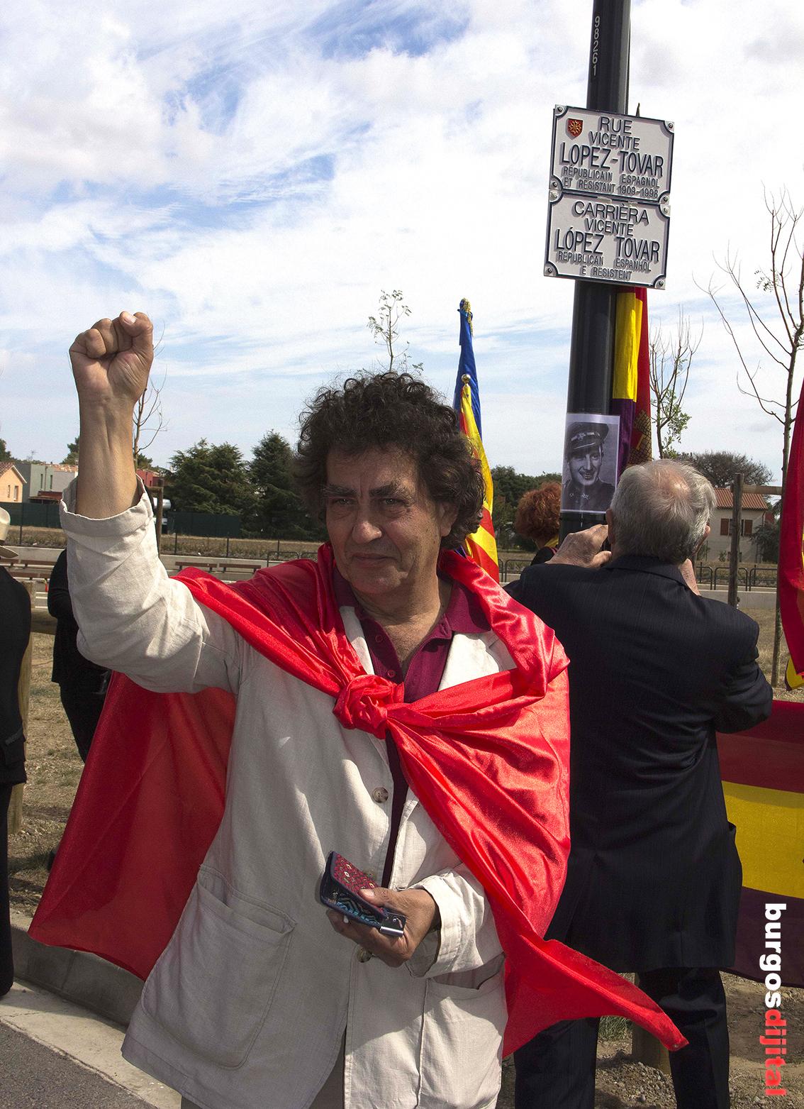 Foto de archivo Acacio Puig en Toulouse 2012