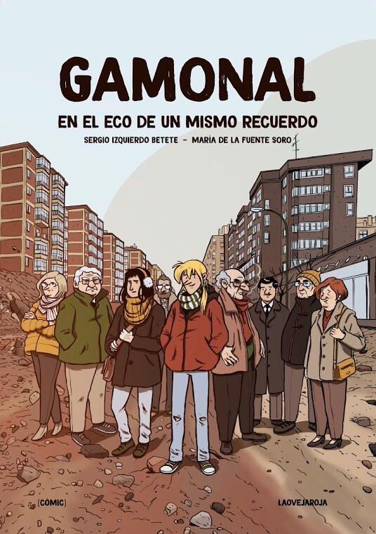 novela gráfica gamonal burgos